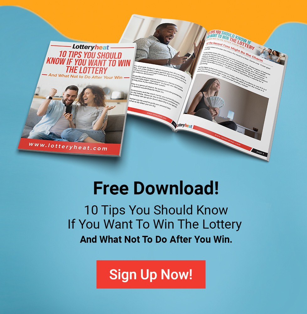 Download a free copy of 10 Tips You Should Know If You Want To Win The Lottery And What Not To Do After You Win.