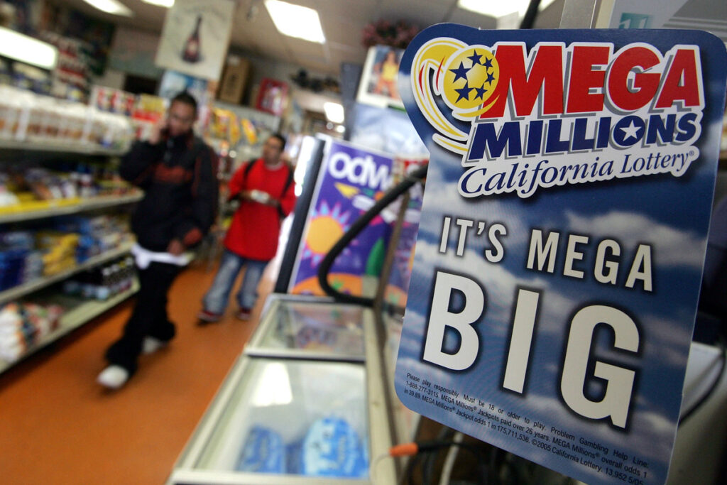 Mega Millions lottery is played in almost every state in the country.