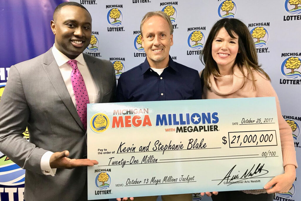 You can win the lottery with Megaplier if you know how to play the game.