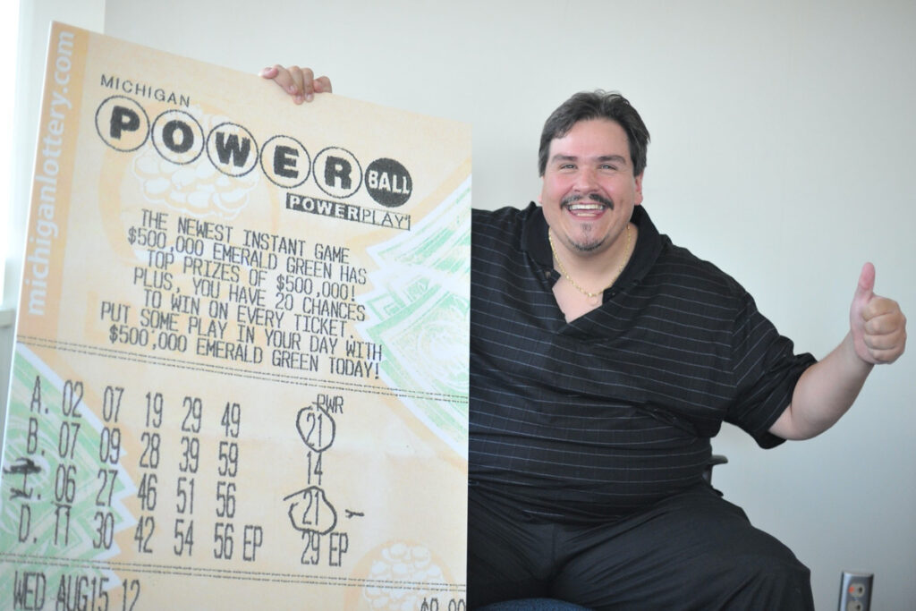 If you pick a Power Play number, you could win even more money from the Powerball.