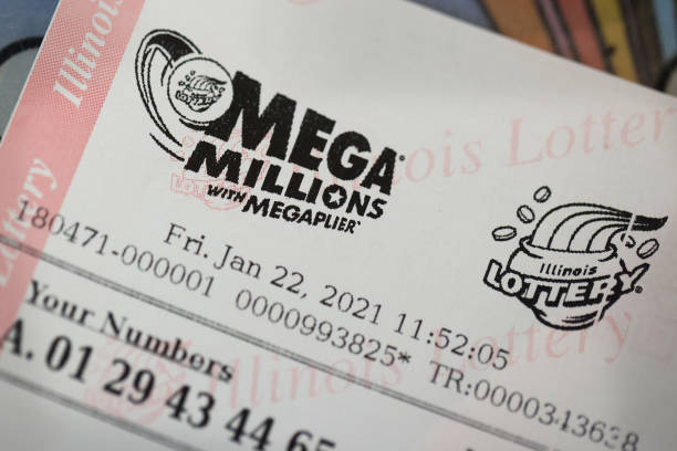 US Mega Million Lottery Tickets