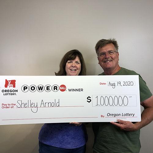Shelley Arnold / $1,000,000